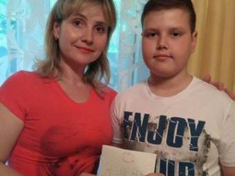 Юні кропивницькі журналісти написали листи своїм матусям