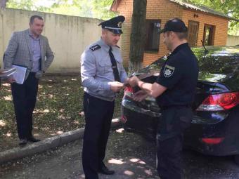"""Кропивницькі поліцейські повернулись з """"Євробачення"""""""