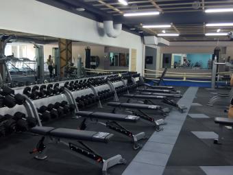 Спортивний комплекс Alex BODY CLUB розширив площу! Завітай, заціни (ФОТО)
