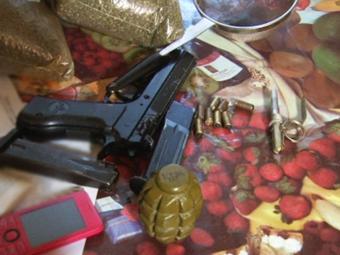 Деякі жителі Кропивницького зберігають маріхуану і гранати