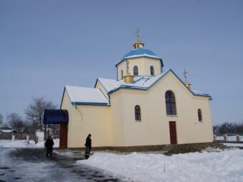 На Кировоградщине появился новый храм (ФОТО)
