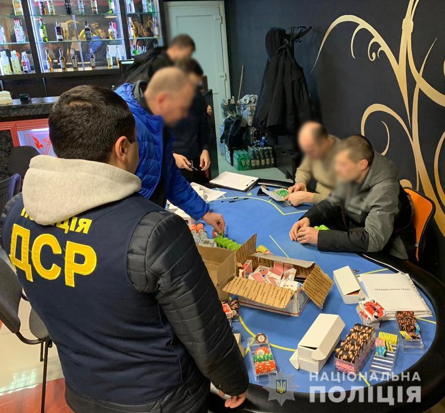 На Кіровоградщині за добу поліцейські припинили діяльність чотирьох гральних закладів, фото-1