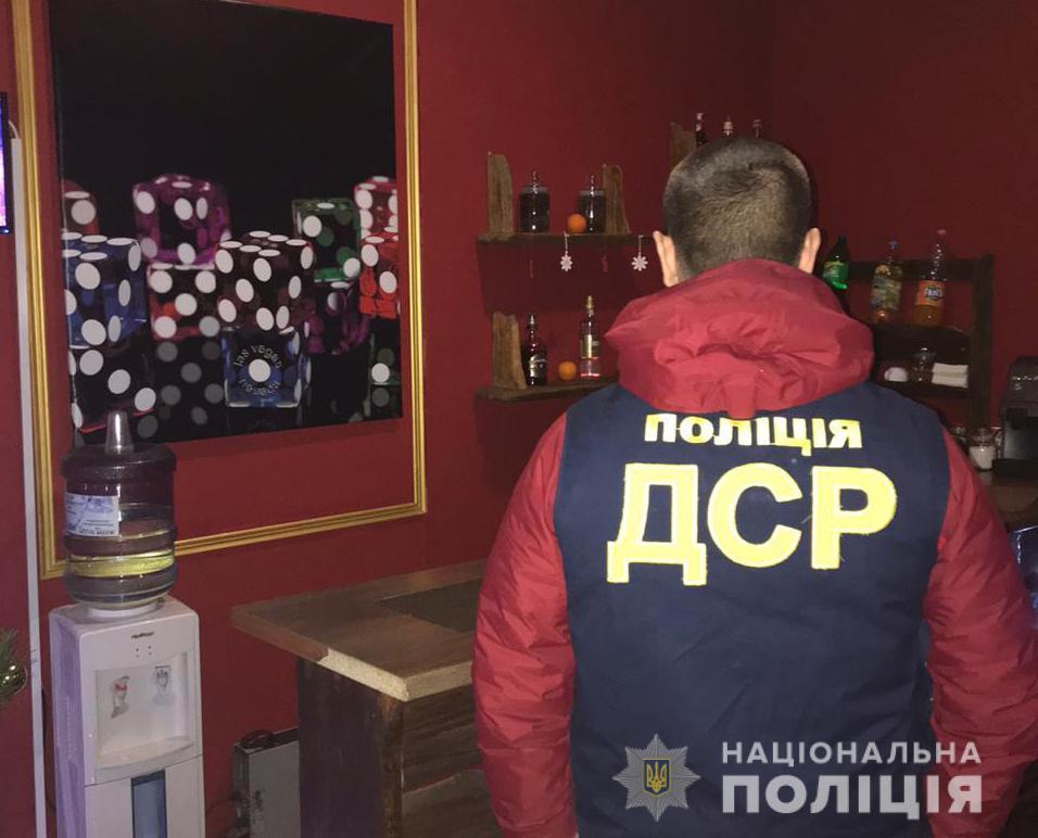 На Кіровоградщині за добу поліцейські припинили діяльність чотирьох гральних закладів, фото-2