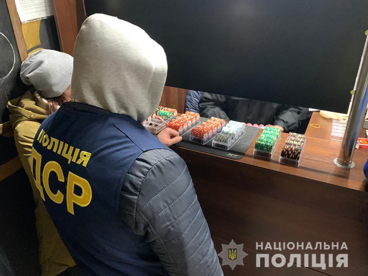 На Кіровоградщині за добу поліцейські припинили діяльність чотирьох гральних закладів, фото-3