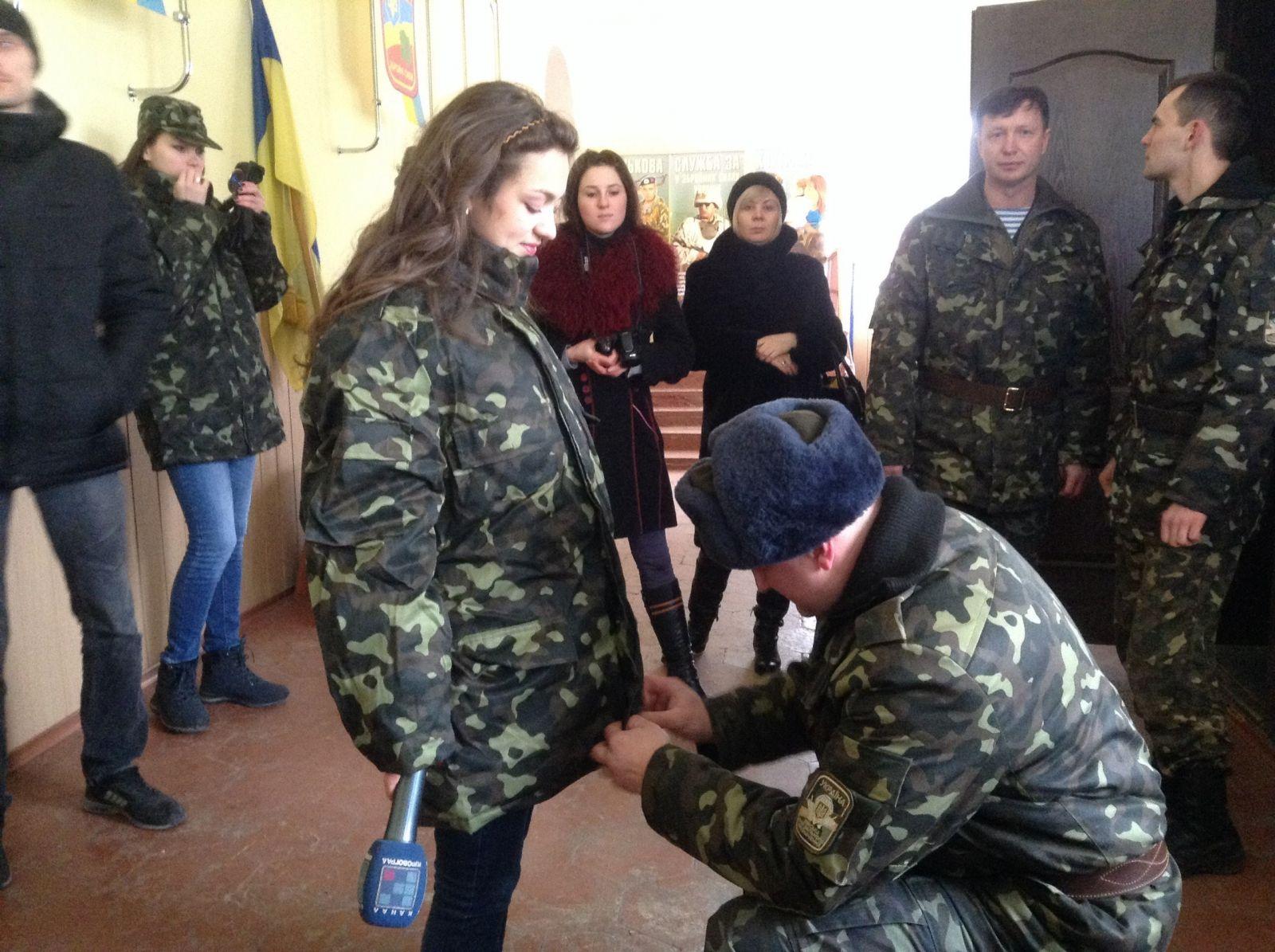 знакомства с девушкам из армии