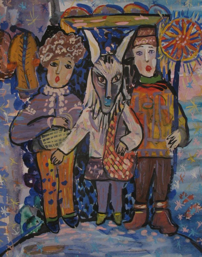 «Новогоднее чудо» от кировоградских детей (ФОТО) - Новости ...: http://www.ugorod.kr.ua/news/2011-12-20-8981.html
